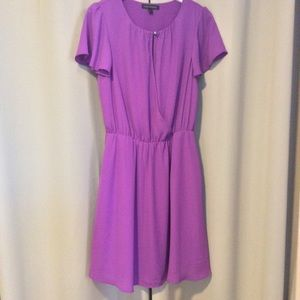 COPY - Banana Republic Orchid Dress